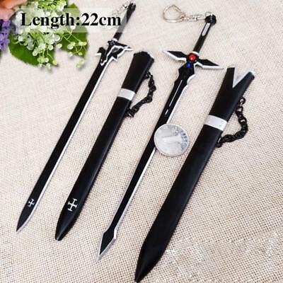 SAO Kiritos Elucidator Anime Foam Swords LARP Cos Sword Art Online Comic Con