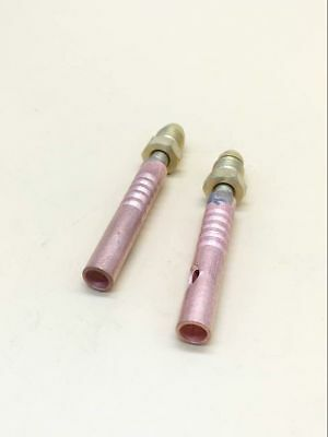 2pcs new 57Y10 Gas & Power cable Adapter WP-17 TIG Welding Torch
