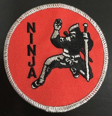 Ninja Patch - Embroidered