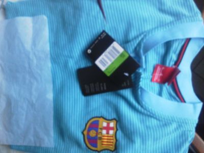 polo foot neuf FCB taille XL
