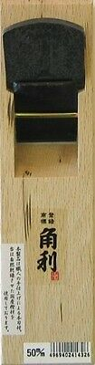 F/S JAPANESE KANNA JAPANESE Wood Block Double Edge Plane 50mm Blade From Japan