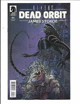 ALIENS: DEAD ORBIT # 4 (Dark Horse Comics, DEC 2017), NM NEW