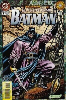 Detective Comics (1937) ANNUAL #   7 (9.0-NM)