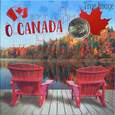 2018 - O Canada Gift 5-coin Set $2, specially struck $1, 25c, 10c, 5c