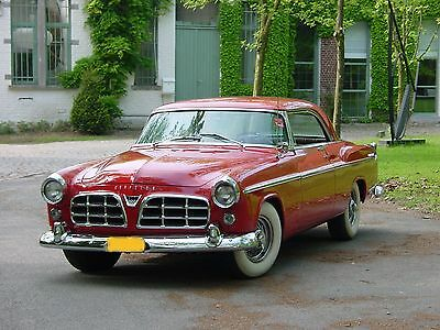 1955 Chrysler Other Coupe 2 door CHRYSLER WINDSOR customized V8