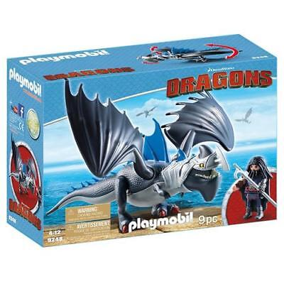 PLAYMOBIL 9248 Dragons - Drago mit Donnerklaue