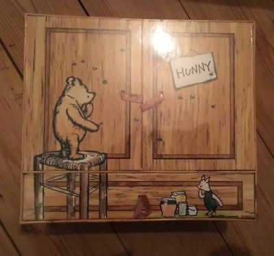 Sealed Disney Winnie The Pooh Classic Story Cupboard - 20 BOOKS by A.A.MILNE