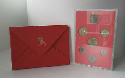 1973 Coinage of Great Britain and Northern Ireland Proof Set
