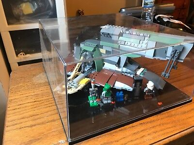Lego Star Wars Slave 1 6209 100 Complete With Box Instructions