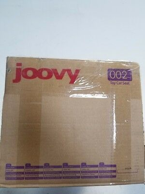 Joovy Toy Car Seat Pink; Opened Box