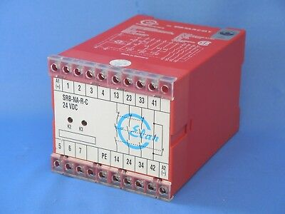 Elan SRB-NA-R-C Safety Relay 24VDC (New)