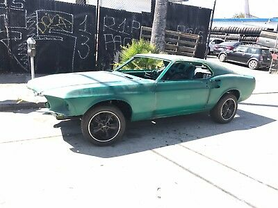 1969 Ford Mustang Fastback 1969 Mustang Fastback Project