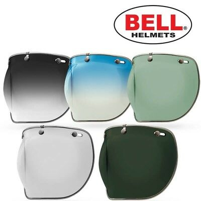 Visiere Ecran Casque Bell 3-Snap Bubble Deluxe - Custom 500