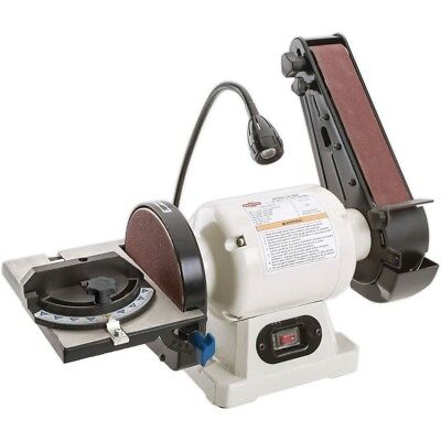 Shop Fox W1838 Combo Benchtop Belt / Disc Sander