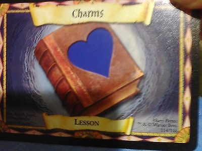 Brand New Cond.! Harry Potter Trading Card!  #114/116 Lesson; Charms..
