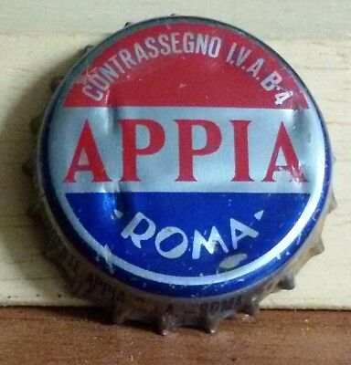 A2- TAPPO A CORONA APPIA ROMA 1 bottle crown