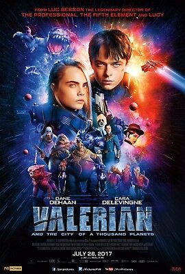 VALERIAN and The City of A Thousand Plants (Canada Digital Code ONLY)