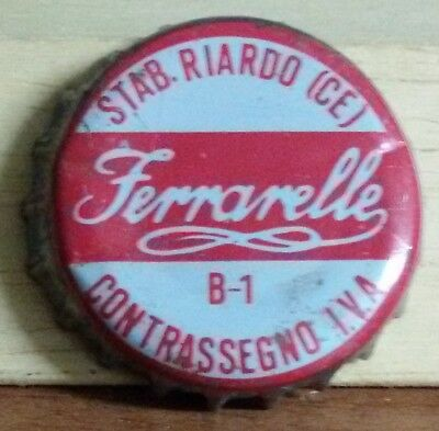A2- TAPPO A CORONA FERRARELLE 3 bottle crown