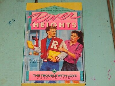 river heights the trouble with love carolyn keen 1990