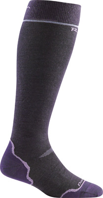 Darn Tough Women's RFL Over-the-Calf Ultra-Light, Night Shade, M