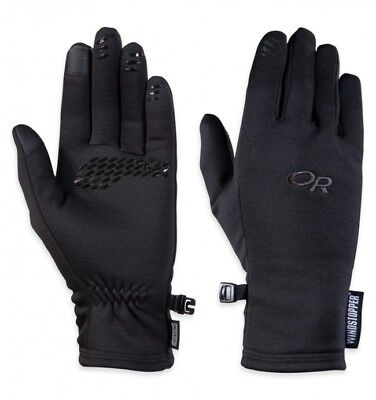 Outdoor Research W's Backstop Sensor Gloves, Black, S