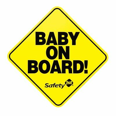 Safety 1st 48800 Baby on Board Car Magnet, FREE SHIPPING