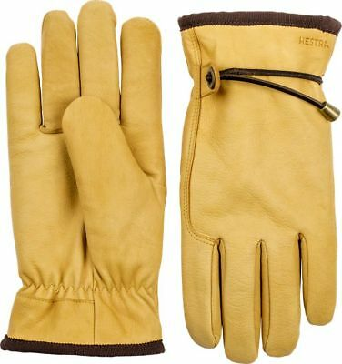 Hestra Reidar Glove, Nat Brown, 9