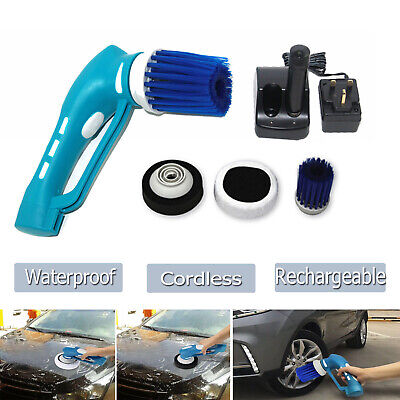 Car Buffer Polisher Waxer Tool Electric Cordless Polishing Buffing Wax Machine