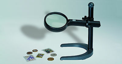 NEW Lighthouse Illuminated  Magnifier with Stand - free gift included.