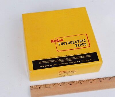 Kodak Linagraph Photographic Paper Unique Size of 35 mm x 400 ft, Expired