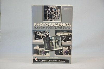 Photographica: The Fascination with Classic Cameras - no reserve