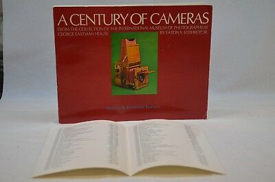 A Century of Cameras - by the Eastman House - no reserve