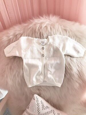 Purebaby Girl NWOT Never Worn Cardigan