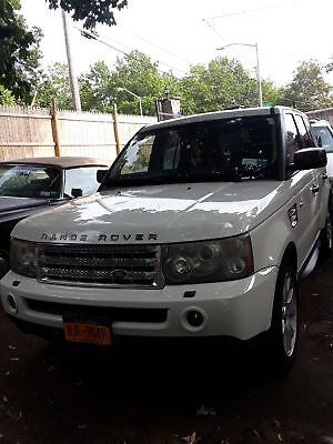 2007 Land Rover Range Rover Sport  2007 range rover supercharged