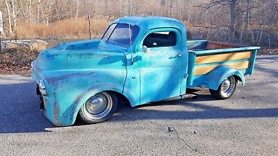 1951 Dodge Other  1951 dodge pickup * Custom * Patina * MOPAR 440 Chopped * With VIDEO
