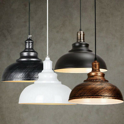 4pcs Industrial Chandelier Shade Cover Ceiling Light Cover Pendant Lampshade