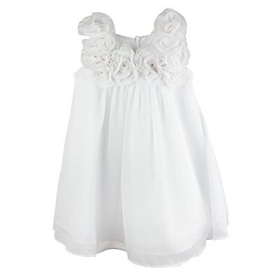 Taylor Flower Girl Pageant or Party Dress in Chiffon in 10 Colors Dress Color...