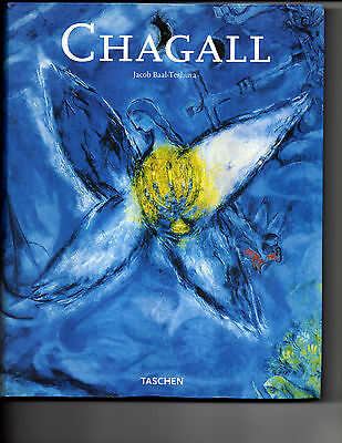 """CHAGALL"" by JACOB BAAL-TESHUVA"