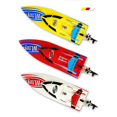 Waterproof WL911 2.4G Wireless Remote Control High Speed Racing RC Boat 4channel