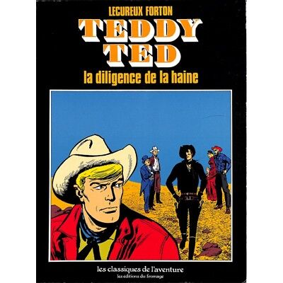 Teddy Ted (Ed. du Fromage)