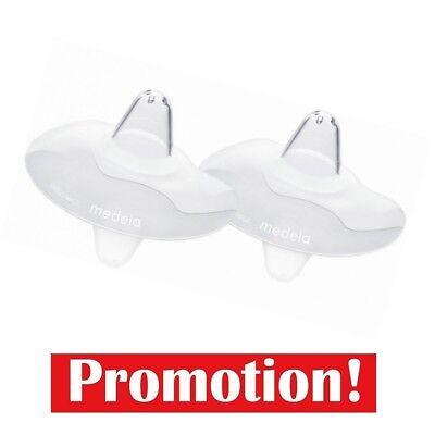 Medela 16 mm Contact Nipple Shields with Case (Small)