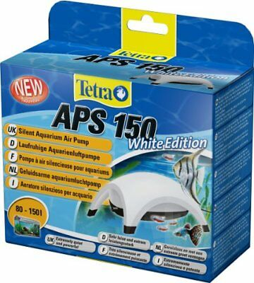 Tetra Pompe à Air pour Aquarium APS Blanc 150 L