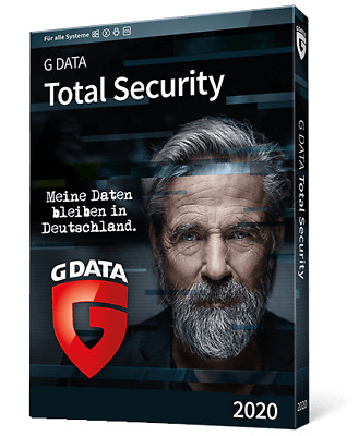 G DATA Total Security 2019 - 1 PC/ 1Jahr - Download-Produkt - schnelle Lieferung