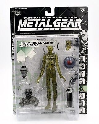 McFarlane Toys Metal Gear Solid - Psycho Mantis (Stealth Variant) Action Figure