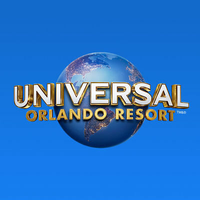 5 UNIVERSAL STUDIOS ORLANDO 4 DAY PARK to PARK TICKETS DISCOUNTED THRU T/S PROMO