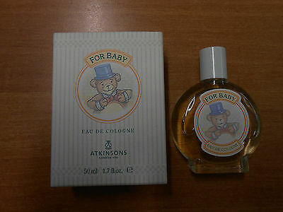 Atkinsons For Baby edc 50 ml