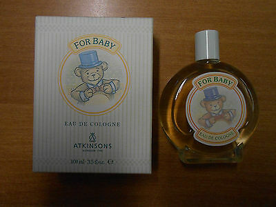 Atkinsons For Baby edc 100 ml