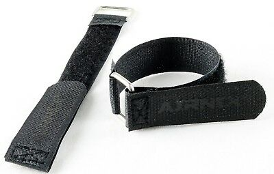 AIRNIX Hook and Loop Cinch Straps, Reusable Fastening, Securing, Cable Straps