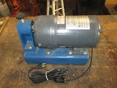 Survival food grinder and chemical mill NOS with extras - 4E disk grinding mill