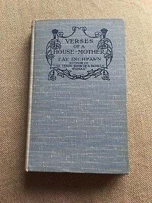 Verses Of A House Mother Fay Inchfawn (Hardback, 8th Edition)